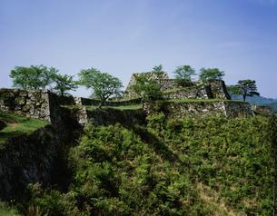 竹田城跡の写真素材 [FYI03991607]