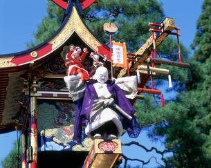 高山祭からくり布袋台の写真素材 [FYI03991815]