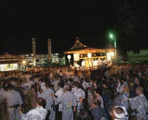 郡上踊りの写真素材 [FYI03991820]