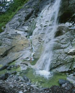 大湯滝の湯 川原毛地獄の写真素材 [FYI03991874]