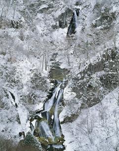 霧降の滝の写真素材 [FYI03991965]