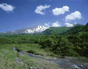 鳥海山 秋田県の写真素材 [FYI03992104]