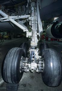 デルタ航空整備室内の写真素材 [FYI03992704]
