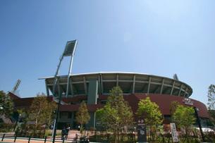 MAZDA Zoom-Zoom スタジアム広島の写真素材 [FYI03992867]
