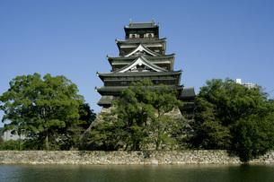 広島城の写真素材 [FYI03992890]