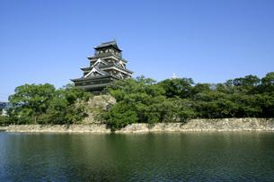 広島城の写真素材 [FYI03992891]
