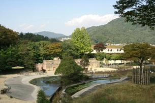 広島市安佐動物公園の写真素材 [FYI03992904]