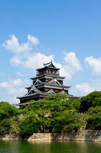 広島城の写真素材 [FYI03992939]