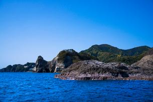 西伊豆堂ヶ島風景の写真素材 [FYI03993621]