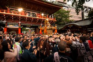 神田祭の写真素材 [FYI03993781]