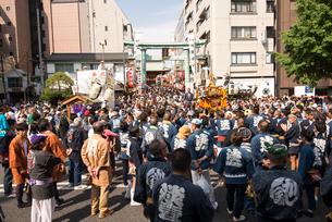 神田祭の写真素材 [FYI03993797]