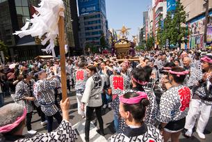 神田祭の写真素材 [FYI03993798]