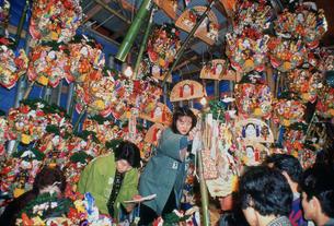 浅草酉の市 鷲神社の写真素材 [FYI03994754]