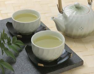 お茶の写真素材 [FYI03995517]