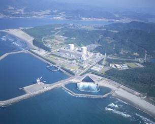 川内原子力発電所の写真素材 [FYI03995603]