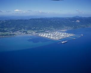 日本石油喜入備蓄基地の写真素材 [FYI03995608]