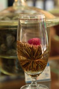 中国茶イメージの写真素材 [FYI03995693]