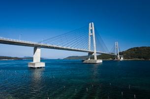 伊唐大橋の写真素材 [FYI03996144]