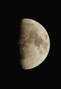 月面の写真素材 [FYI03996400]