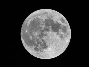 満月の写真素材 [FYI03996651]