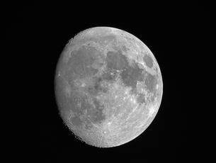 月面の写真素材 [FYI03996652]