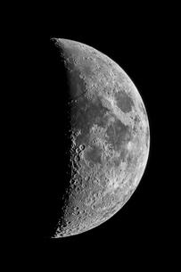 月齢6の写真素材 [FYI03996657]
