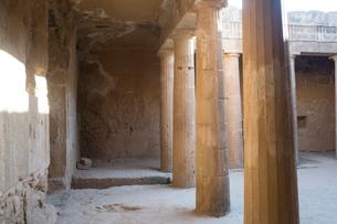 王の墓地区の写真素材 [FYI03996689]