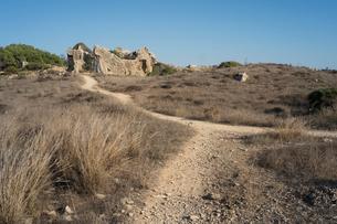 王の墓地区の写真素材 [FYI03996694]