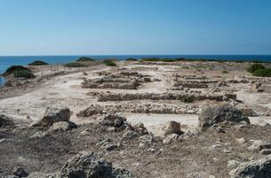 青銅器時代のマア遺跡の写真素材 [FYI03996703]