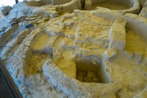 石器時代のテンタ遺跡の写真素材 [FYI03996704]