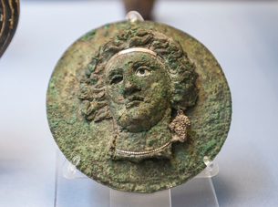 青銅のアリアドネの写真素材 [FYI03996823]
