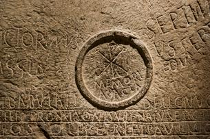 キリストの印の写真素材 [FYI03996829]