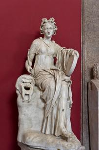 タリア像の写真素材 [FYI03996914]