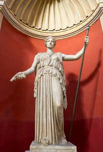 デメテル女神の写真素材 [FYI03996919]