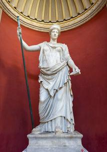 ヘラ女神の写真素材 [FYI03996921]