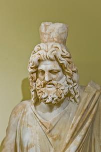 セラピス像の写真素材 [FYI03996926]