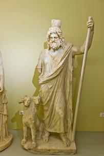 セラピスとケルベロスの写真素材 [FYI03996927]