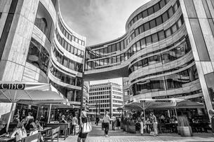 デュッセルドルフのショッピングセンターの写真素材 [FYI03996980]