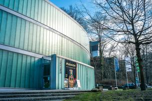 ネアンデルタール博物館の写真素材 [FYI03996996]