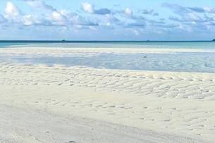 モルディブの風景の写真素材 [FYI03997067]