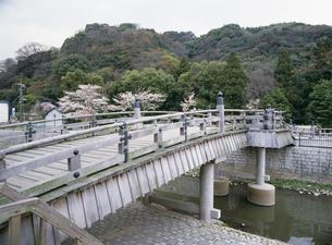 安居橋(あんこ橋)の写真素材 [FYI03998767]