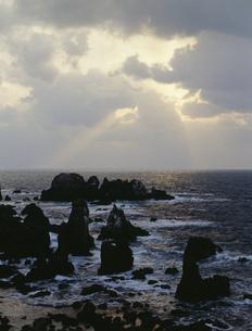 入道崎海岸の写真素材 [FYI03999321]