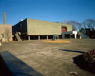 国立西洋美術館 上野公園の写真素材 [FYI03999550]