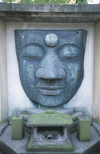 上野大仏 上野公園の写真素材 [FYI03999564]