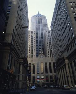 シカゴ 商品取引所の写真素材 [FYI03999592]
