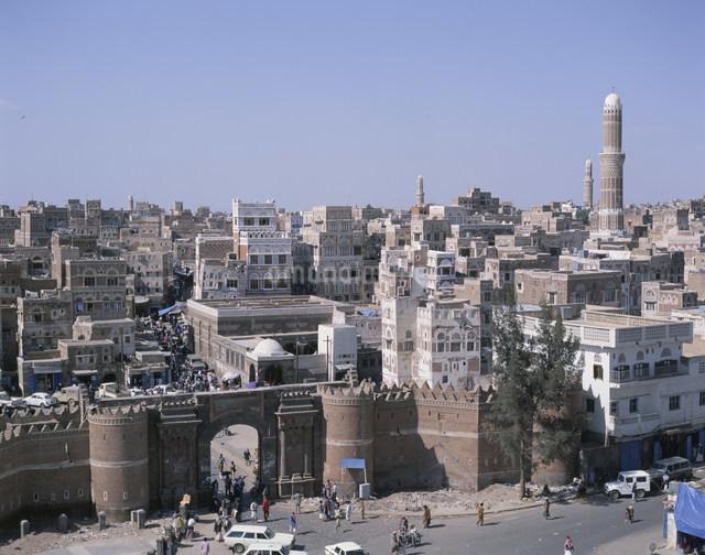 バブアルイエメン門の写真素材 [FYI04003604]