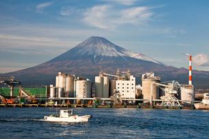 富士山の写真素材 [FYI04009078]