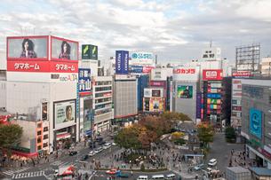 新宿の写真素材 [FYI04009080]