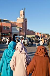 The Medina-Shop-Djemaa el-Fna Squareの写真素材 [FYI04009232]