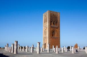 Hassan II Towerの写真素材 [FYI04009248]